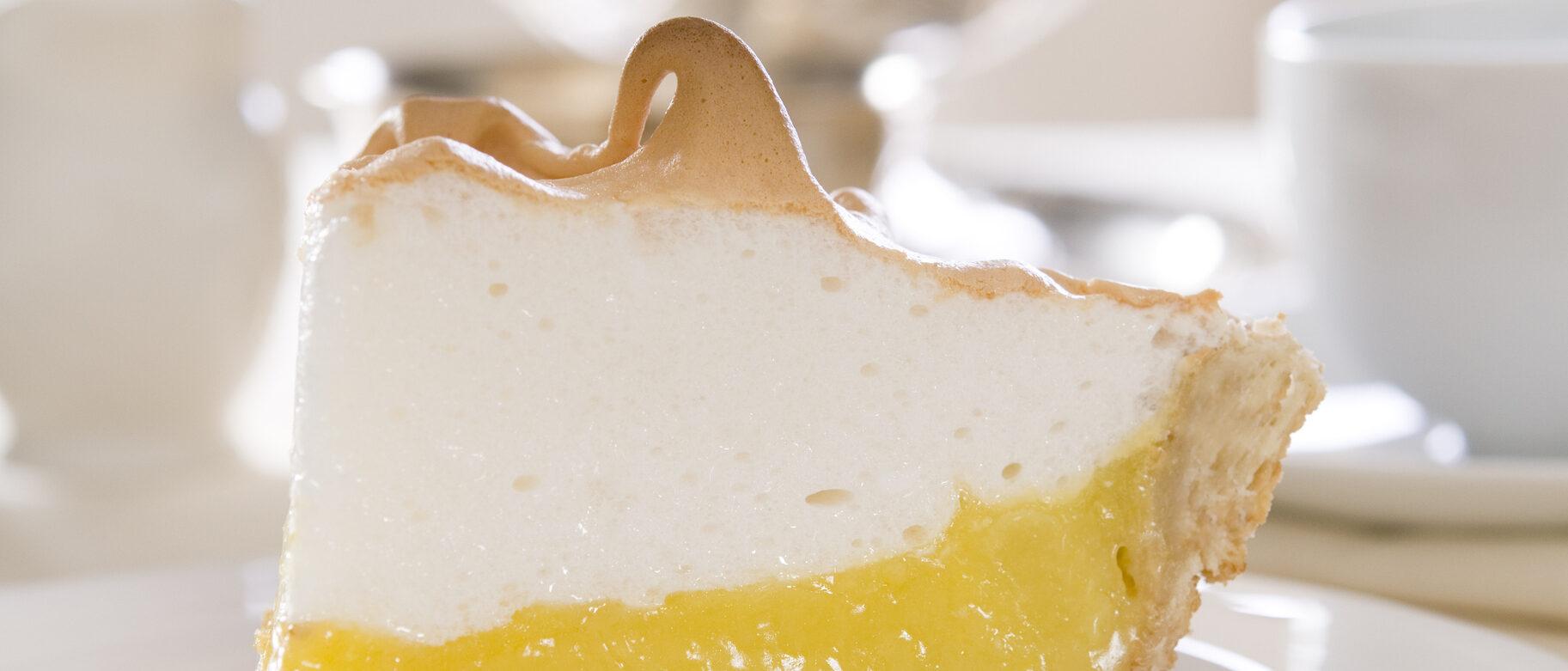 Crostata al limone senza glutine