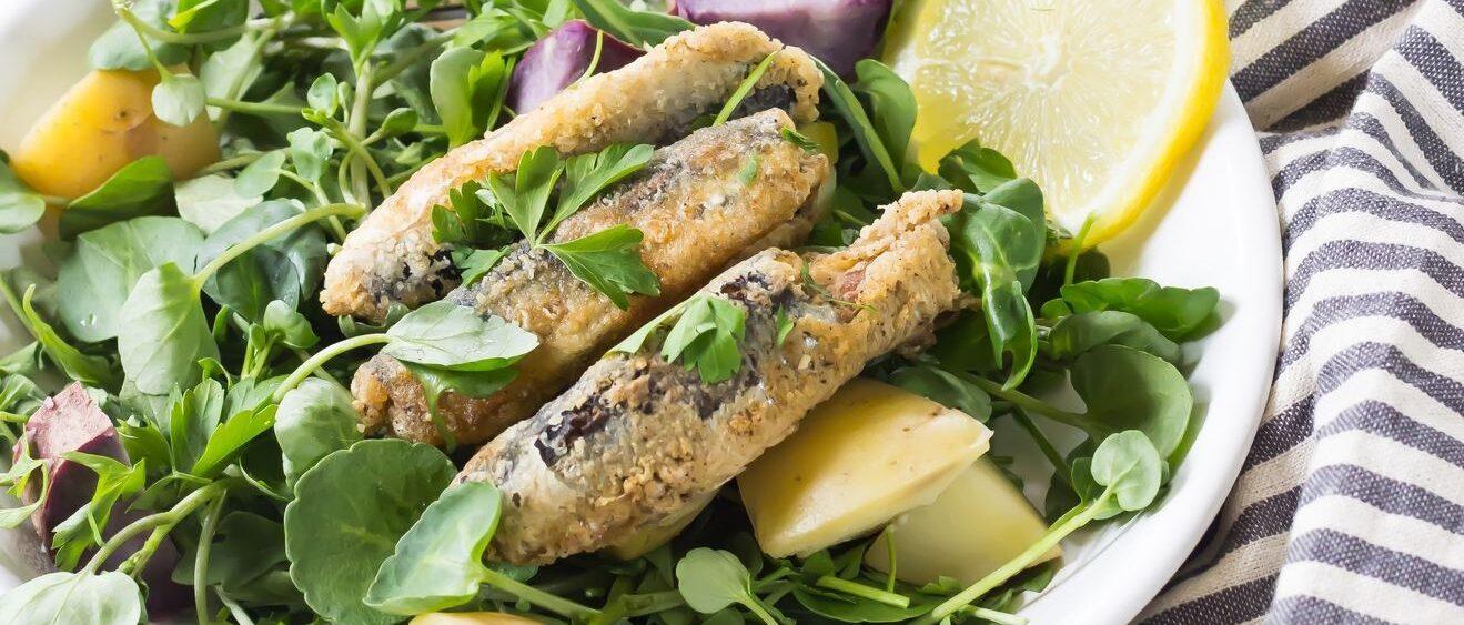 Filetto di pesce al forno