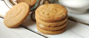 Biscotti senza glutine e senza nichel